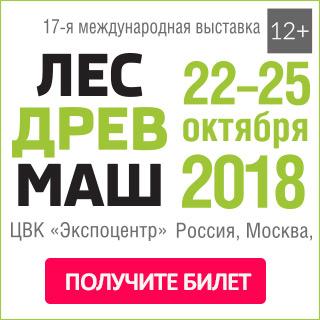 Лесдревмаш 2018