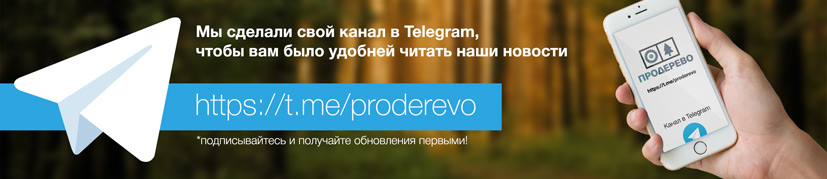 Telegram Proderevo chanel